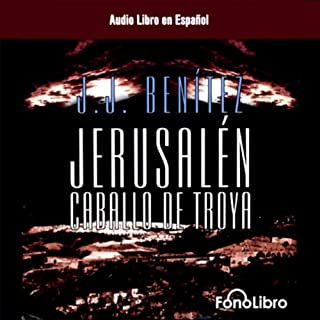 Jerusalen: Caballo de Troya (Dramatizada) [Jerusalem: The Trojan Horse, Book 1 (Dramatized)] cover art