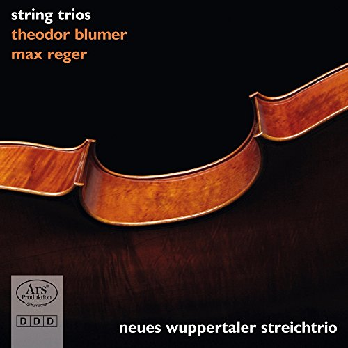 Theodor Blumer: Streichtrio op. 55 / Max Reger: Streichtrio op. 77b