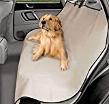 Agudo Portable Waterproof Scratch Proof Non-Slip Pet Seat Cover Hammock Suitable for Cars