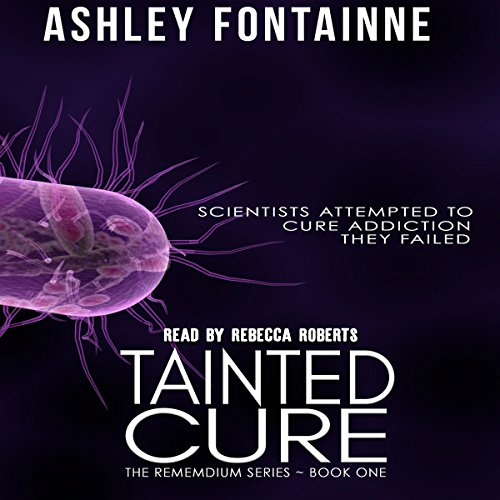 Tainted Cure audiobook cover art