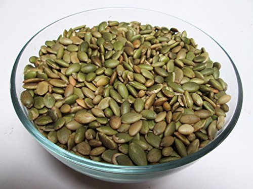 Pumpkin Seeds (Pepitas)-Roasted & Unsalted