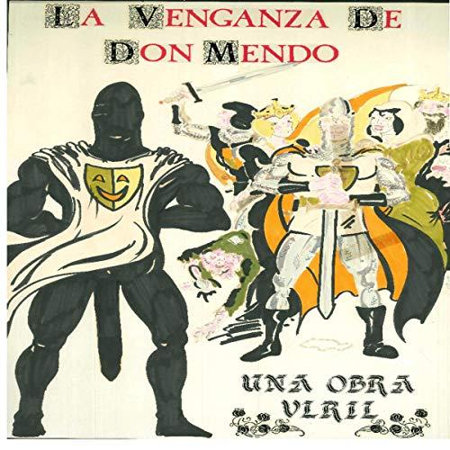 La Venganza de Don Mendo [Don Mendo's Revenge] audiobook cover art