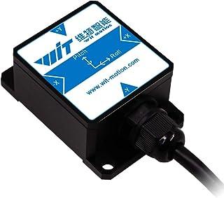 [Militärklassig accelerometer+lutningsmätare] HWT901B-TTL MPU9250 9-axlig gyroskop+vinkel (XY 0,05 ° noggrannhet) +Digital...