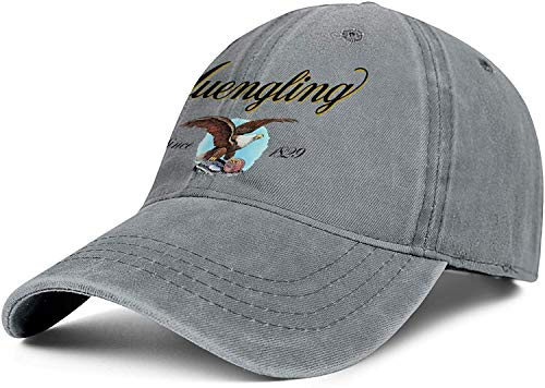 MaryAPerez Men/Womens Yuengling- Adjustable Hunting Cap Vintage Strapback Hat,Beer Yuengling-1,One Size