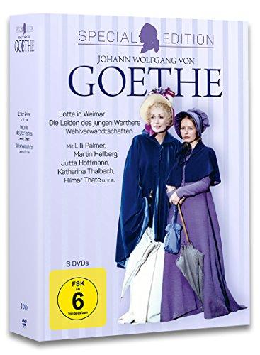 Johann Wolfgang von Goethe - DEFA / Special Edition [3 DVDs]