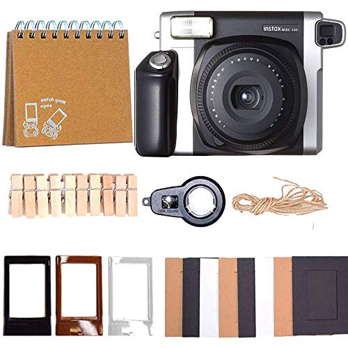 Fujifilm Instax Wide Instant Film for Fuji Instax Wide 210 200 100 300 Instant Photo Camera Includes...