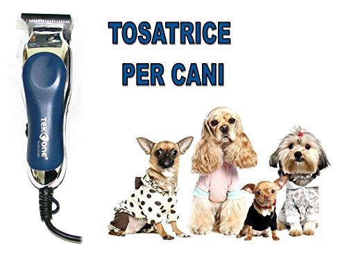 TOSATRICE PER CANI PROFESSIONALE TekOne mod. 805