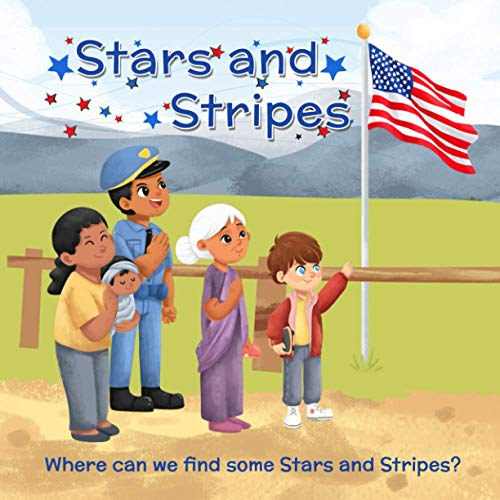 Stars and Stripes: Where can we find some Stars and Stripes?