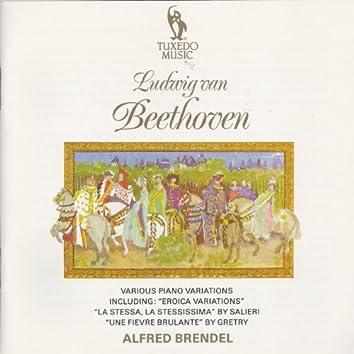 Beethoven: Piano Variations II