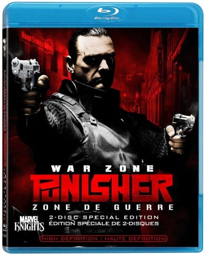 Punisher War Zone [Blu-ray]