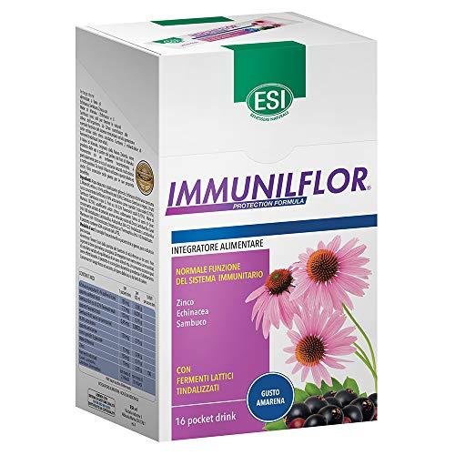 ESI Immunilflor Pocket Drink Complemento Alimenticio - 16 Unidades