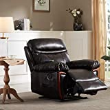Power Massage Reclining Chair with Heat and Massage Heated Vibrating Massage Recliner
