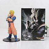 LJXGZY 17 cm / 20 cm Dragon Ball Z Figura de acción Super Future Trunks Gohan Figura Resolución de S...
