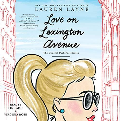 Love on Lexington Avenue cover art