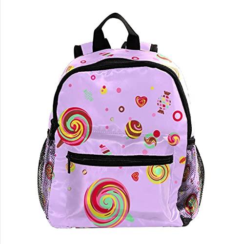 Liangbaiwan Mochila para adolescentes niñas niños mochila ligera mochila de viaje mochila chupete Impresión de sacos
