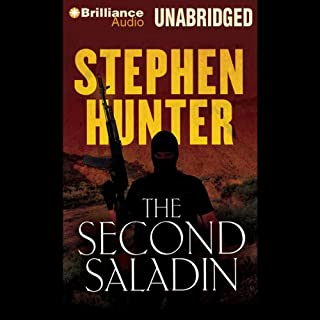 The Second Saladin cover art