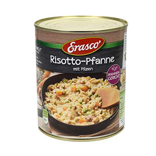 Erasco Pfannengericht: Risotto-Pfanne mit Pilzen, 1er Pack (1 x 800 g)