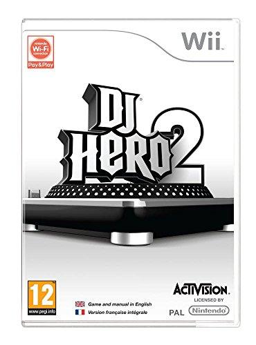 DJ Hero 2 - Game Only (Wii) [Edizione: Regno Unito]