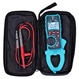 ROMACK Medidor de Voltaje CA/CC, multímetro Accesorio de Mano para electricistas Verdaderos con Amplificador para Medición de Voltaje para medir la Temperatura