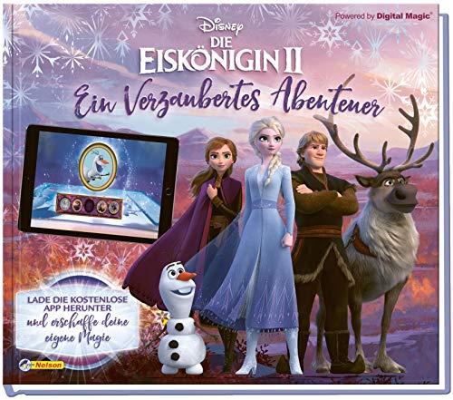Disney Die Eiskönigin 2: Ein Verzaubertes Abenteuer: Buch mit App (Disney Eiskönigin)