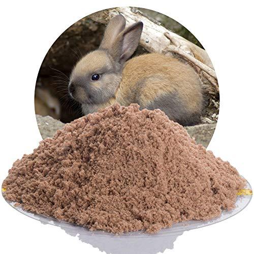 Schicker Mineral 25 kg Buddelsand für Kaninchen und Hasen – keimfrei, kantengerundet, sehr ergiebig