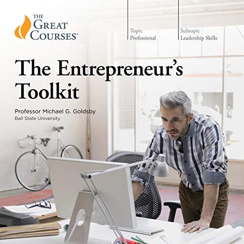 The Entrepreneur's Toolkit cover art