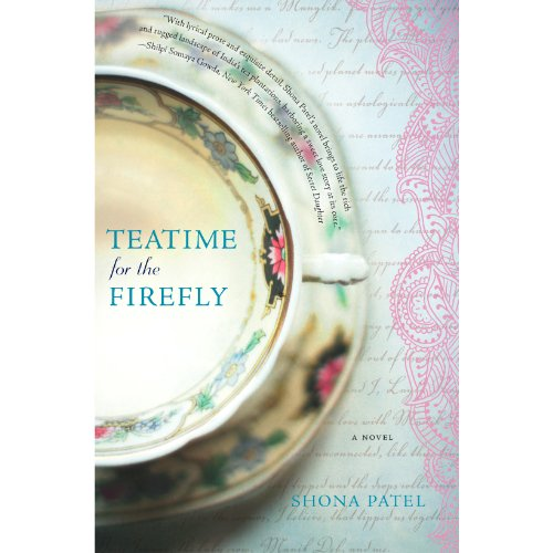 Teatime for the Firefly cover art