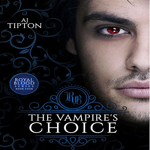 The Vampire's Choice audiobook cover art