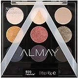 Almay Palette Pops Eyeshadow Palette, Fabulista (Pack of 2)
