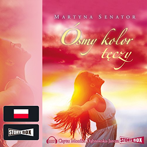 Ósmy kolor teczy audiobook cover art