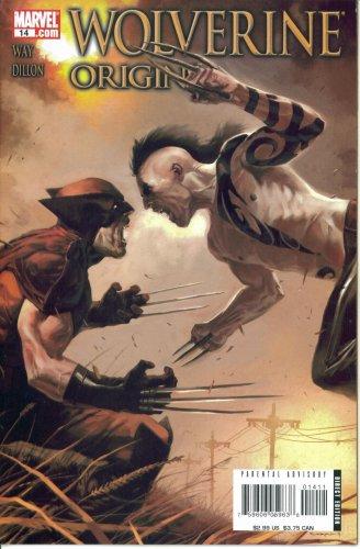 Wolerine Origins #14 : Swift and Terrible Part Four (Marvel Comics)