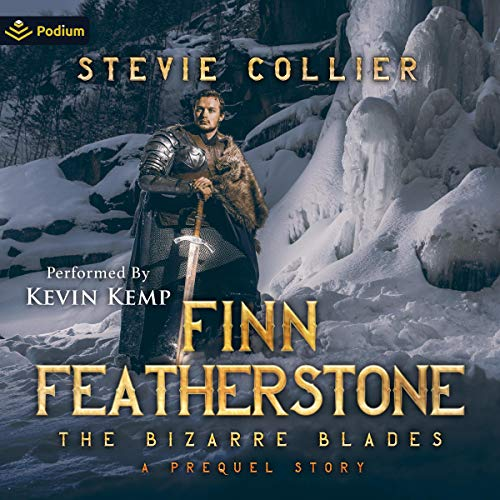 Finn Featherstone: A Bizarre Blades Prequel Audiobook By Stevie Collier cover art