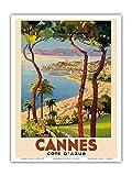 Cannes Côte d'Azur, Frankreich – Französische Riviera