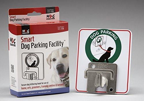 Gancho de aparcamiento para perro MDC