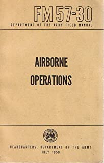 Airborne Operations, FM 57-30