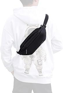 TINYAT Shoulder Bag Cross body Messenger Bag Sling Backpack for Traveling Chest Bags
