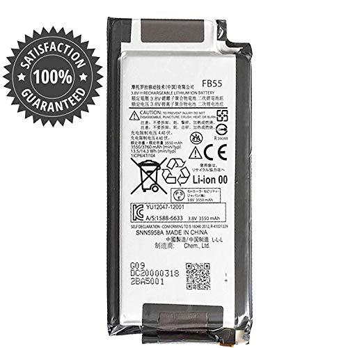 LONGLIFE Battery FB55 XT1585 Droid Turbo 2 XT1581 SNN5958A Moto X Force