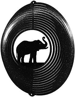 elephant wind spinner