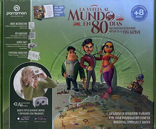 La vuelta al mundo en 80 días (Más allá del cuento)