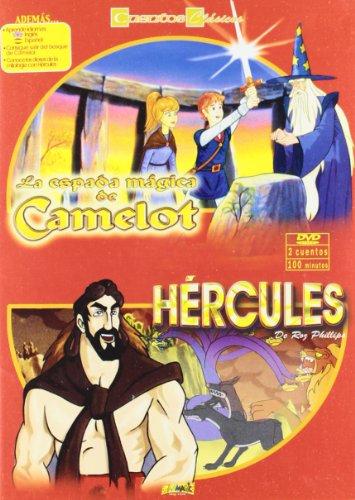 La Espada Magica De Camelot / Hercules [DVD]