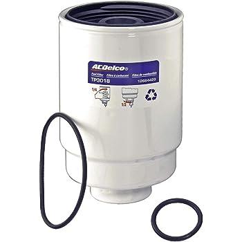 [SCHEMATICS_4FD]  Amazon.com: ACDelco TP3018 Professional Fuel Filter with Seals: Automotive | Gm Duramax Fuel Filters |  | Amazon.com