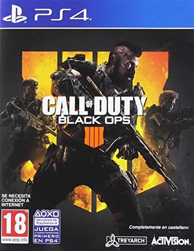 Juegos Ps4 Call Of Duty Cold War Marca Activision Blizzard