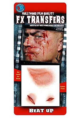 Les costumes pour toutes les occasions DFXS412 Up Beat 3d Tattoo