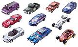 Mattel Hot Wheels 10 Pack Die-cast Cars Set Lot (Styles May Vary) No Duplicates!
