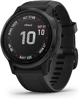 Garmin Fenix 6S Pro Siyah Multispor GPS Akıllı Saat