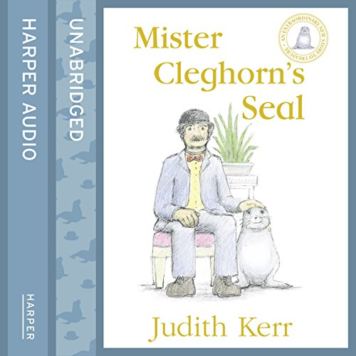Mister Cleghorn's Seal cover art
