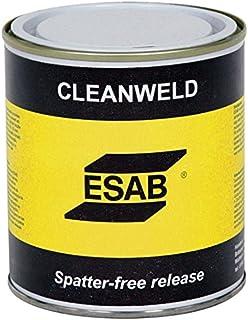ESAB 0365560001 Clean Red de soldadura pasta de soldadura, peso 0,5 kg