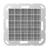 Jung - Módulo audio sistema in-home videoportero as/a blanco alpino