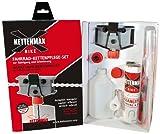 Kettenmax Bike Chain Cleaner & ÖLPUMPEN-Set, Einheitsgröße, Weiß