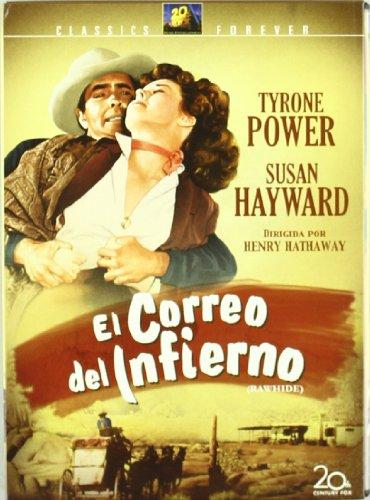 El Correo Del Infierno DVD